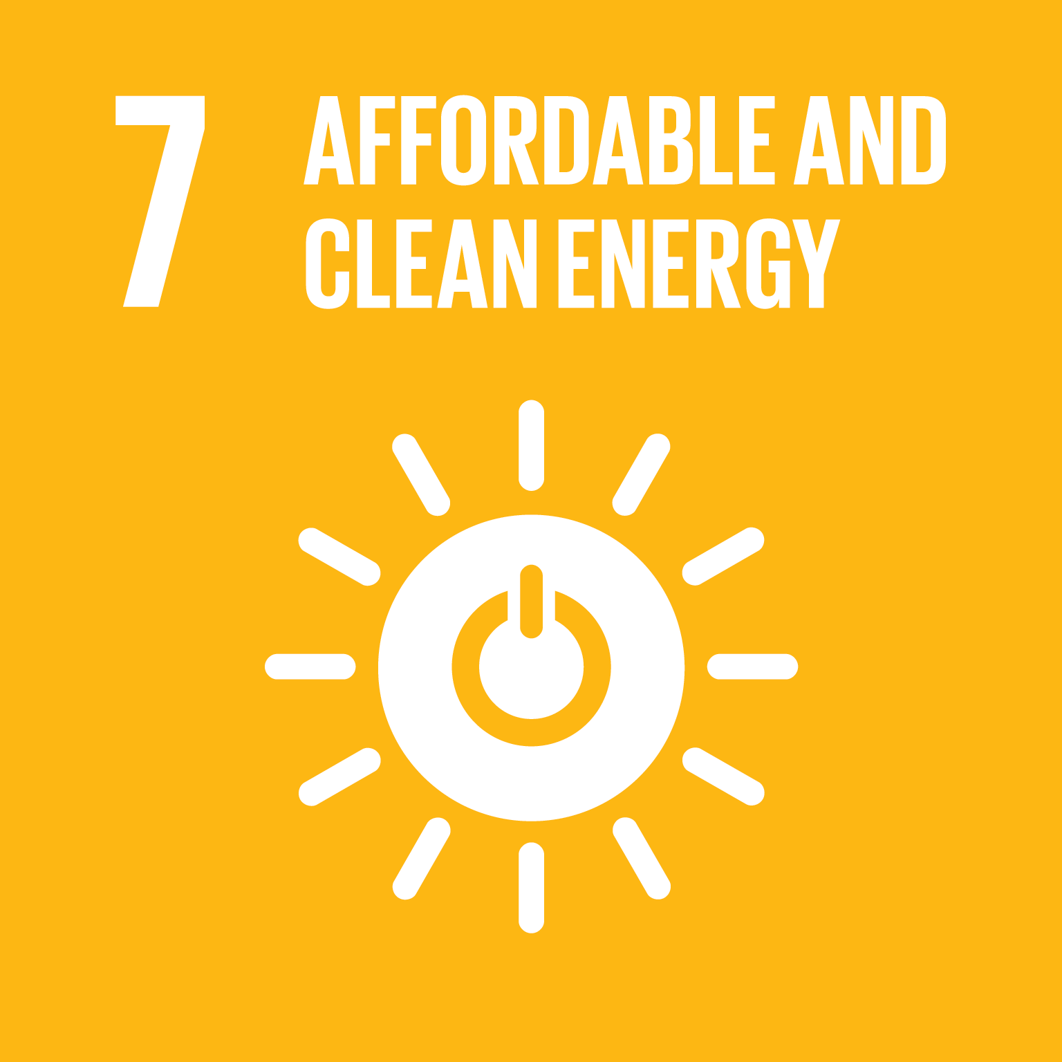7: Affordable and Clean Energy